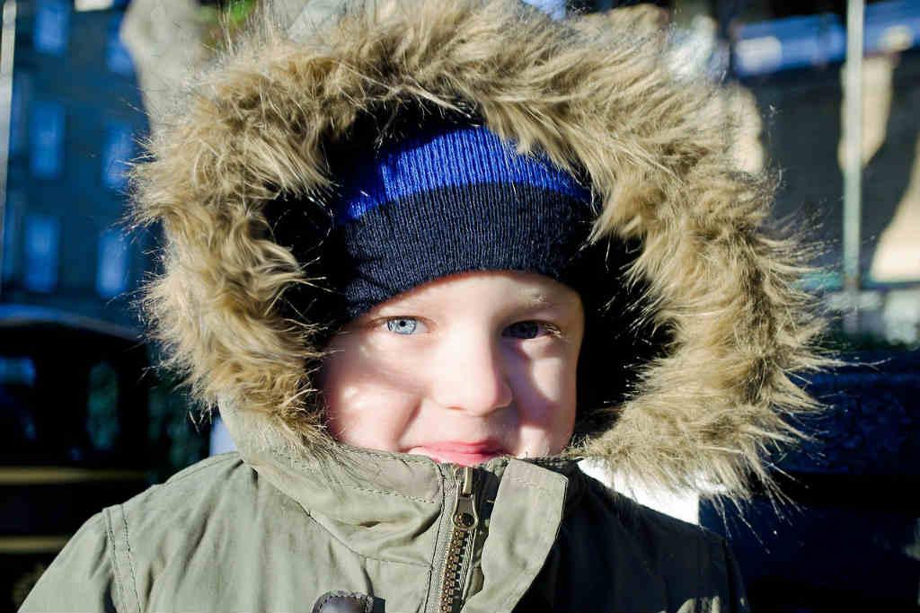 køb smarte vinterjakker til børn