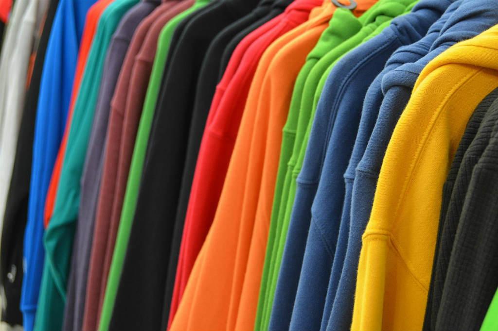 Sweatshirts med lynlås til mænd