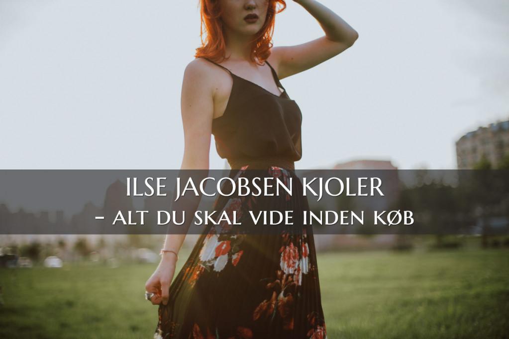 Ilse Jacobsen Kjoler