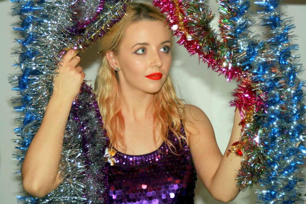 køb de flotte nytårskjoler med glimmer til en billig pris