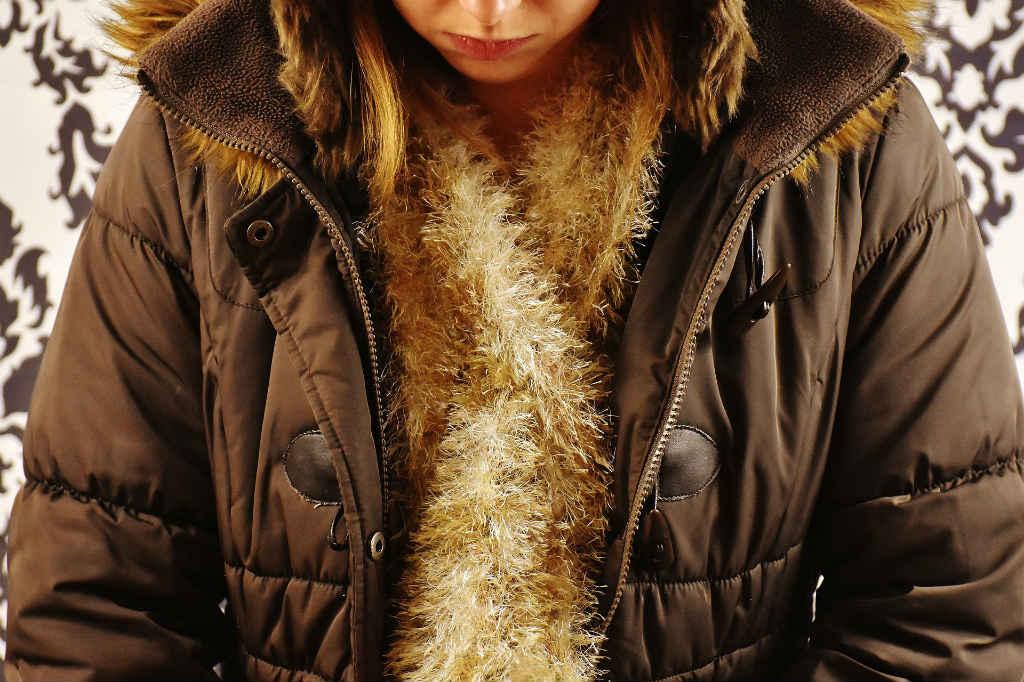 køb de flotte vinterjakker med pels