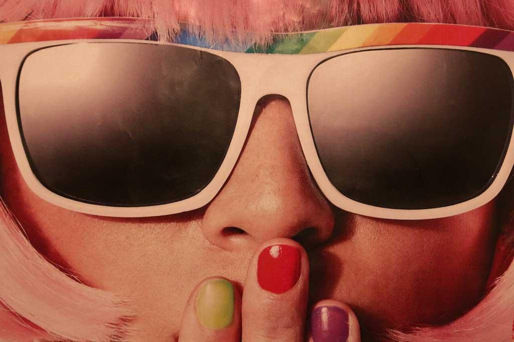 brug runde solbriller til den rigtige ansigtsform som kvinde