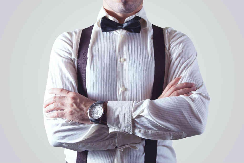 brug skræddersyede skjorter hvis det skal være rigtigt
