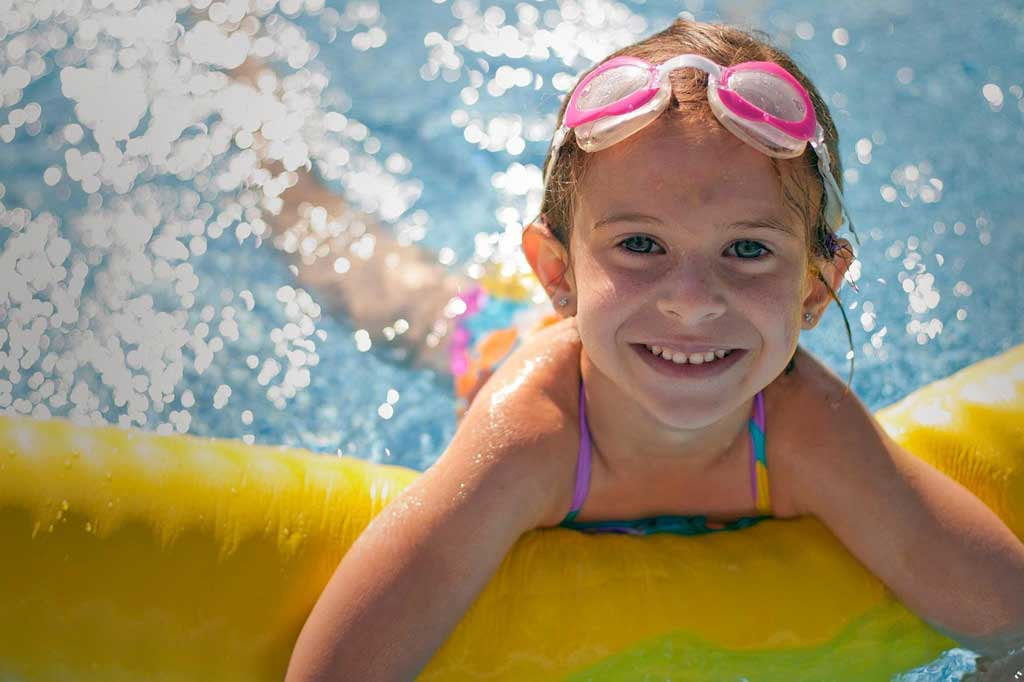 Badetøj til børn