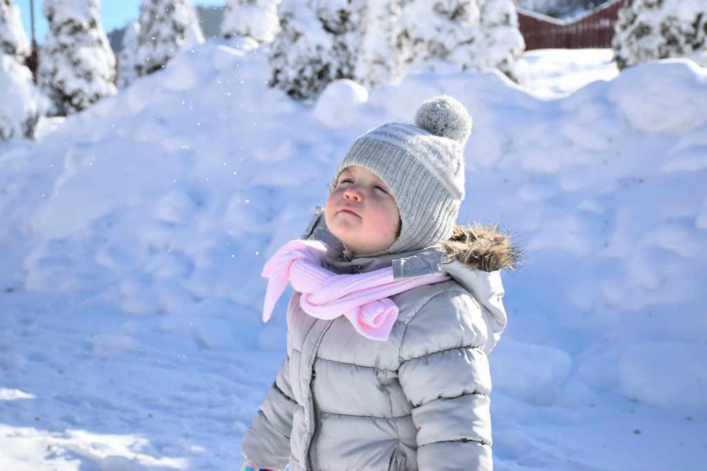 5 fede Ecco vinterstøvler til børn
